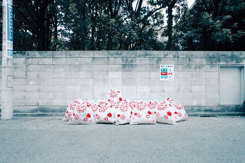 garbage art work 2