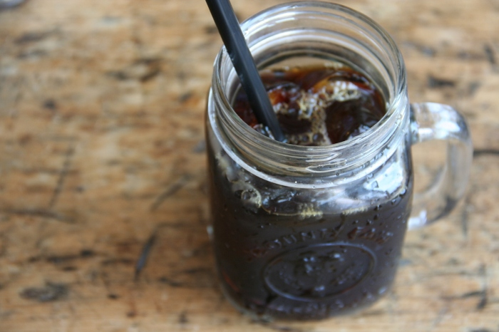 Cold Brew at Lot 61 in Amsterdam  by Anna Brones