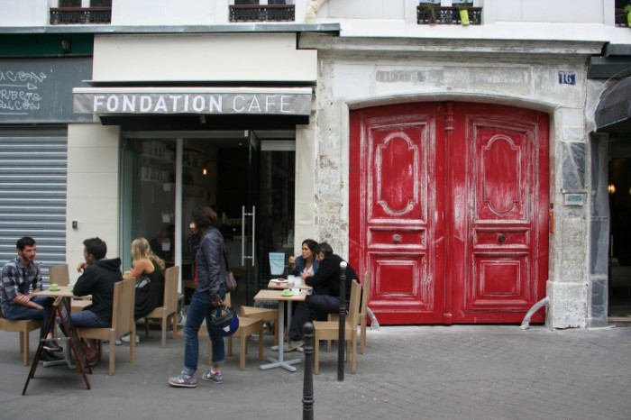 Fondation Cafe, Paris