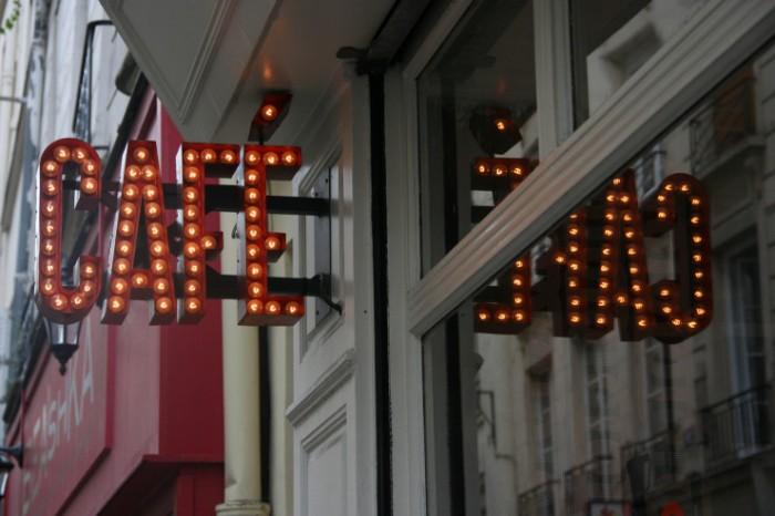 Cafe Loustic, Paris