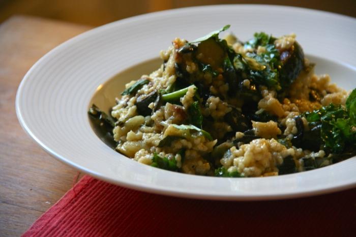 Zucchini Millet by Anna Brones