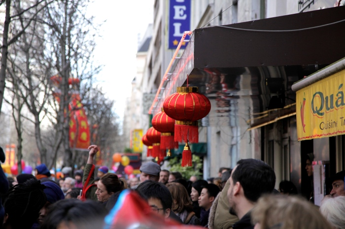 Happy Chinese New Year, From Paris photo by Anna Brones