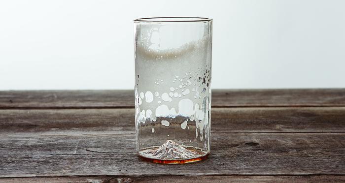 Mt. Hood Pint Glass