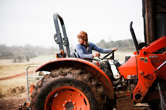 Are Women the Solution to a More Sustainable Food System?