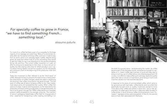 Paris Coffee Revolution by Jeff Hargrove and Anna Brones