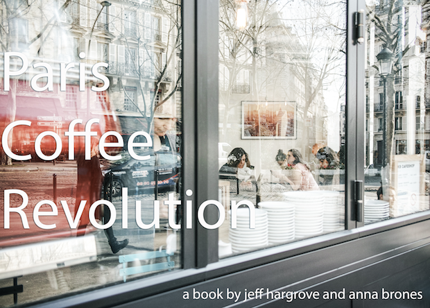 Paris Coffee Revolution Promo Image v 2
