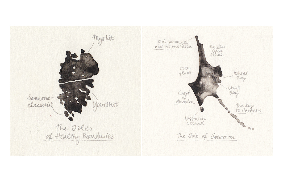 Picture of: Mapping Imaginary Islands Anna Brones